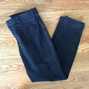 Black Gap Signature Skinny Pant
